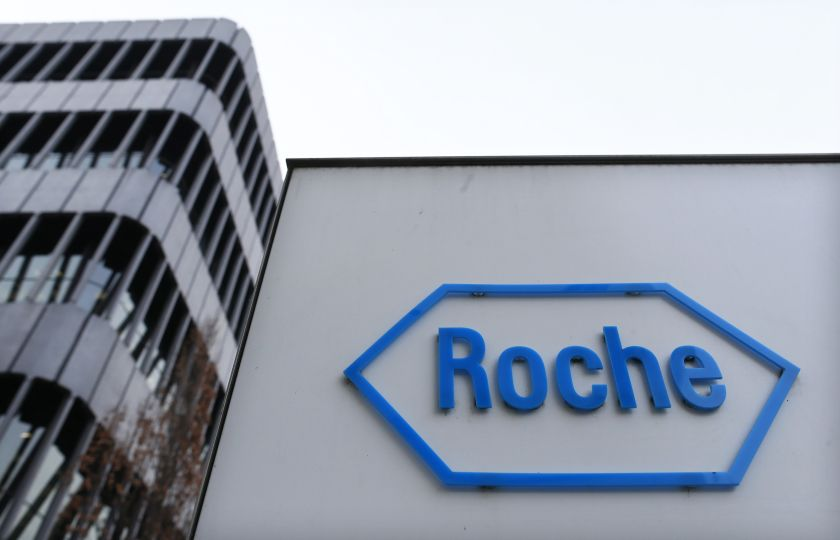 Roche said Ronapreve was approved by Japan's ministry of health, labour and welfare. — Reuters pic