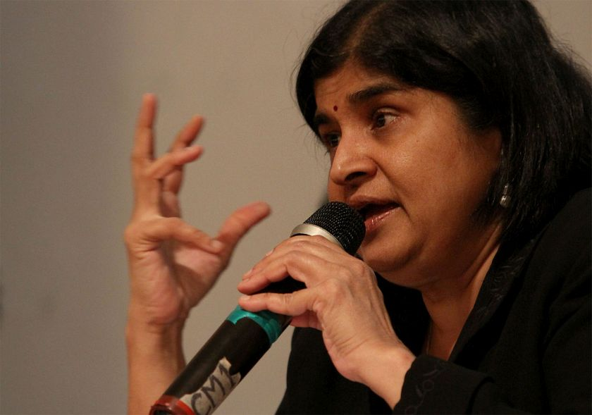 Former Malaysian Bar president, Datuk Ambiga Sreenevasan, noted the importance of an independent Bar for the independent administration of justice. — Picture by Yusof Mat Isa