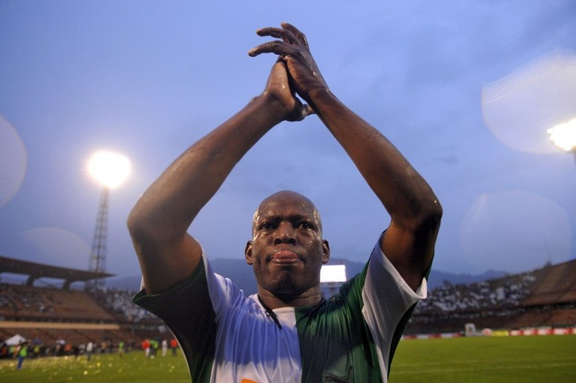 Faustino Asprilla not shy to reveal guava is his favourite fruit flavour for condoms. — AFP pic