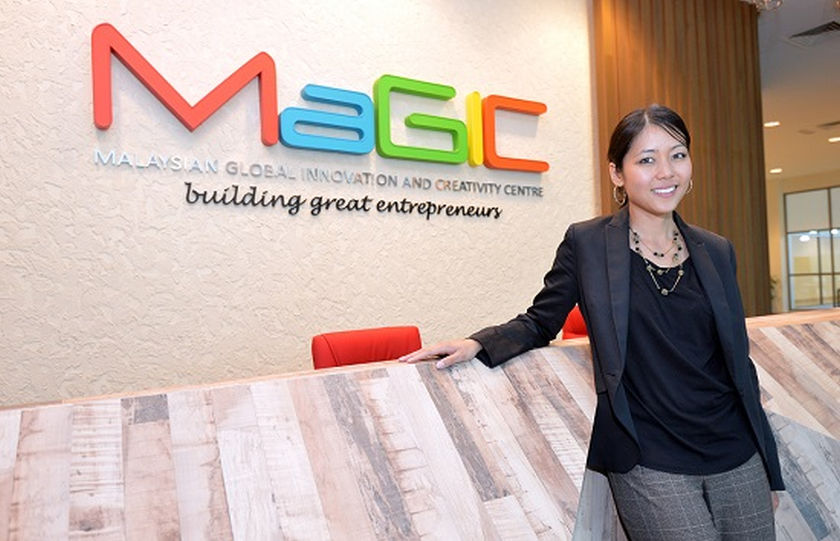 Cheryl Yeoh, CEO of MaGIC. — DNA pic