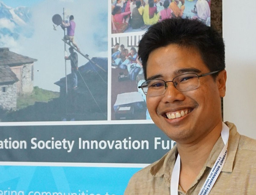 Khairil Yusof, cofounder and coordinator of Sinar Project. — DNA pic
