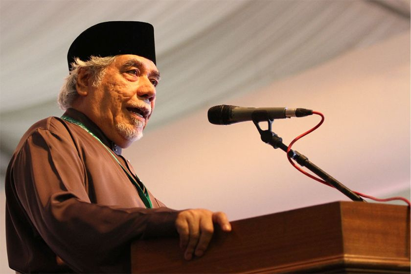 PAS' Datuk Mustafa Ali says it is still too early for the Islamist party to hold any seat negotiations with Parti Pribumi Bersatu Malaysia. ― Picture by Yusof Mat Isa