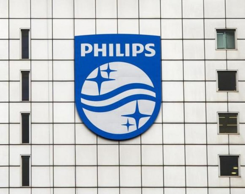 Philips, which has diversified into healthcare and in March sold off its domestic appliance business, said sales came in at €4.23 billion(RM21 billion) in April through June, a increase of 6 per cent from the same period last year.. — Reuters pic