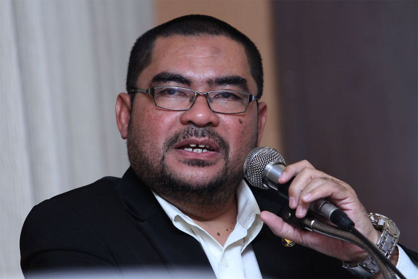 Datuk Mujahid Yusof Rawa said the Prime Minister's Department has outlined three main thrusts as new narratives to ensure racial and religious harmony in the country in line with the new Malaysia era. — Picture by Yusof Mat Isa