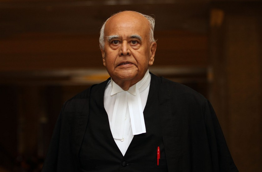 Lawyer Datuk Seri Gopal Sri Ram (pic) said an attempt will be made to meet with Home Minister Tan Sri Muhyiddin Yassin to resolve the stateless problems faced by his clients who were born in Malaysia. — Picture by Yusof Mat Isa