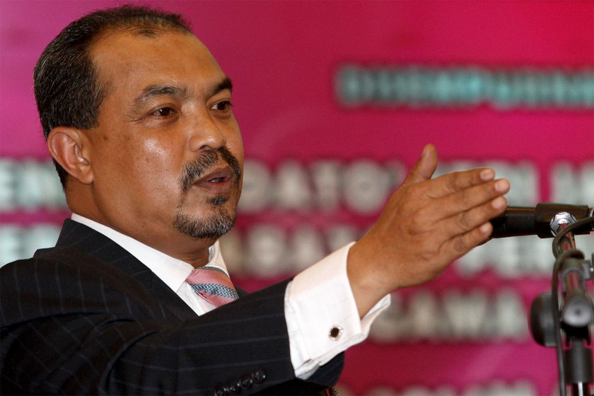 Jamil Khir said of late, there were numerous organised efforts being carried out to shake and challenge the freedom allowed in Islam. — Picture by Yusof Mat Isa