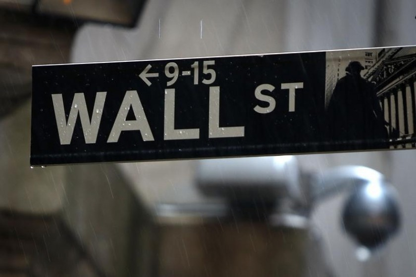 The Dow also joined the S&P in positive territory, both indexes snapping a three-day losing streak driven by halted vaccine trials and continued wrangling in Washington over a new pandemic relief package. — Reuters pic