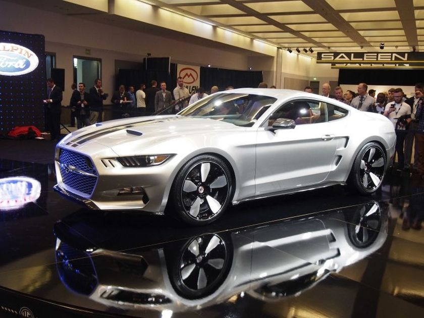 The Galpin-Fisker Rocket will be heading for limited production in 2015. — AFP-Relaxnews pic