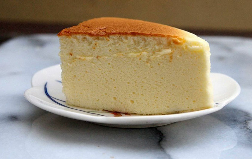 Uncle Tetsu cheesecake has a fine texture. – Pictures by Lee Khang Yi