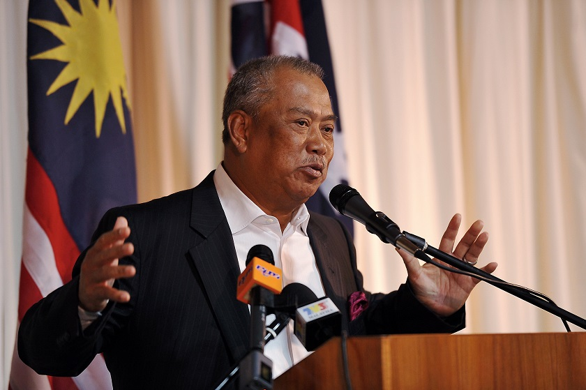 Deputy Prime Minister Tan Sri Muhyiddin Yassin said Public Accounts Committee could start its own investigation on state-owned 1 Malaysia Development Berhad (1MDB) without waiting for a federal audit. — File pic
