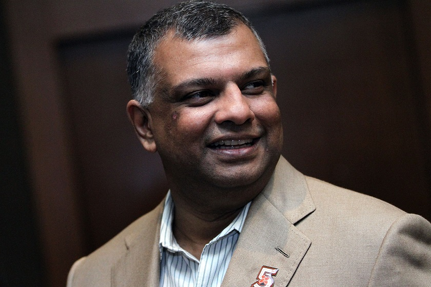 AirAsia group chief executive officer Tan Sri Tony Fernandes is one of the educators in the CEO Faculty Programme 2016. — Picture by Yusof Mat Isa