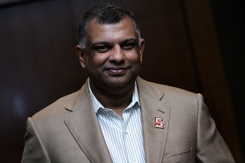 Group chief executive officer Tan Sri Tony Fernandes said the nationwide Covid-19 vaccines rollout commencing this week is the first key indicator of a global travel reboot in the near future. — Picture by Yusof Mat Isa