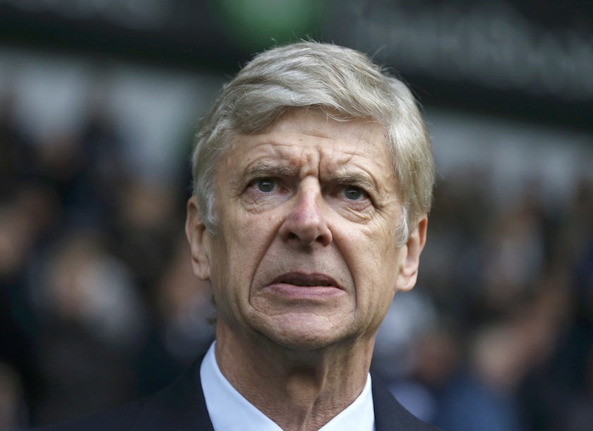 Wenger is now focused on his role as Fifa's chief of global football development but does not rule out returning to coaching.— Reuters file pic
