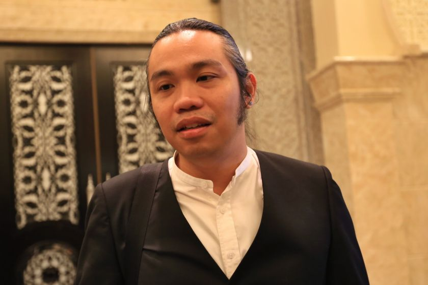 Lawyer Fahri Azzat represented three transgender clients who challenged the law after they were repeatedly charged under Section 66. ― Picture by Saw Siow Feng