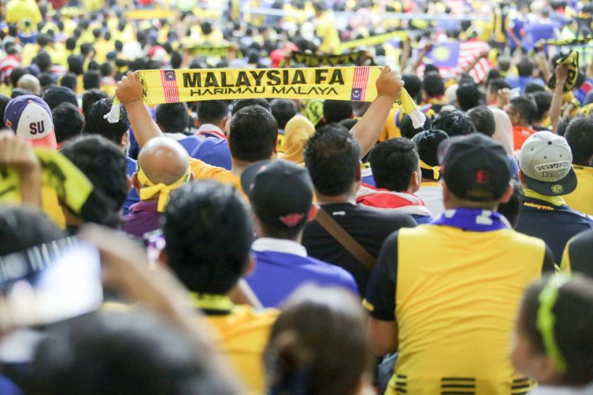 Malaysia's 174 position is the worst for the country since the ranking system was introduced by Fifa. — Picture by Choo Choy May
