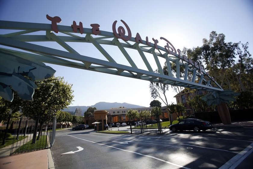Around 28,000 employees were laid off in September, mostly across Disney's US theme parks, in California and Florida. — Reuters pic