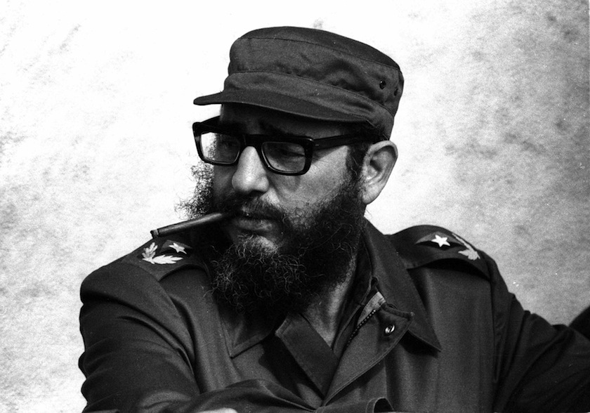 The play depicts Fidel Castro's (pic) life leading up to and during the Cuban revolution of 1953-59 and looks into some of the reasons as to why he rose up against the dictatorship of Fulgencio Batista. —Reuters pic