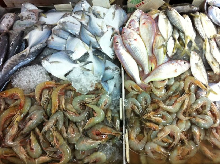 The Fisheries Department said only certain exporters have been placed on the watchlist. — Picture by KE Ooi