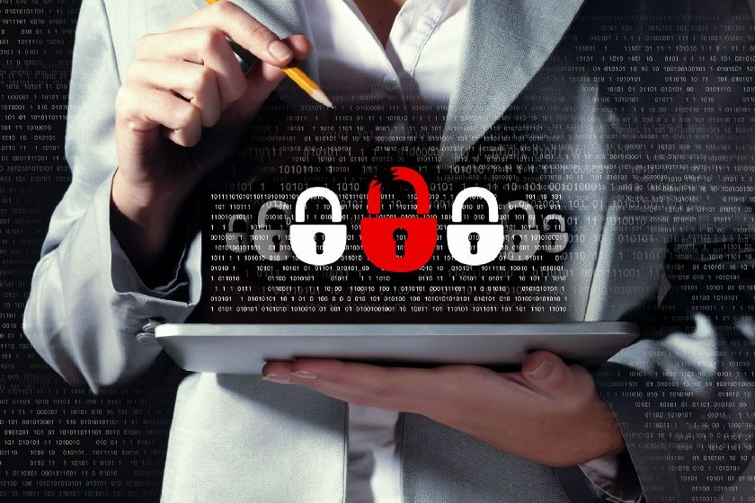 Trend Micro predicts that two or more major data breach incidents will occur every month in 2015. — DNA pic