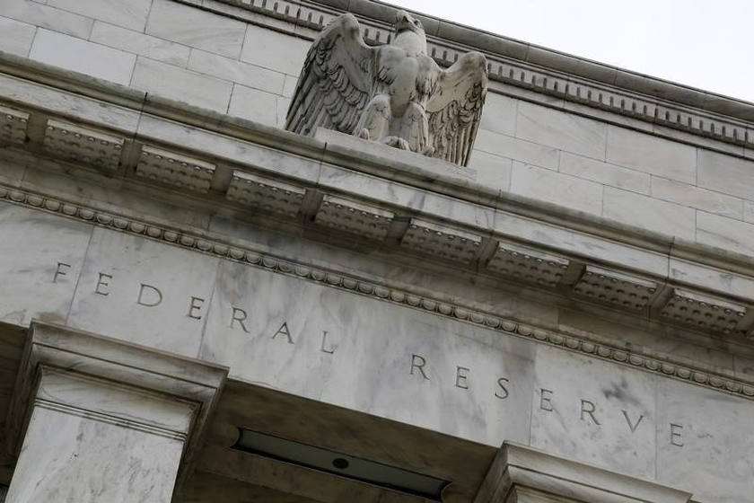 TThe Fed's goal with its nine increases since December 2015 was to get rates high enough to keep the recovery going while also allowing it room to cut in the event of another economic slowdown. — Reuters pic