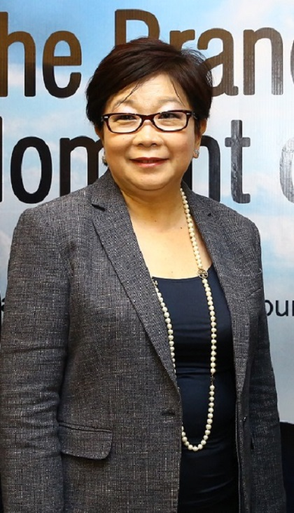 Brandt International CEO Munirah Looi says the company aims to be leader in the BPO customer management space. — DNA pic