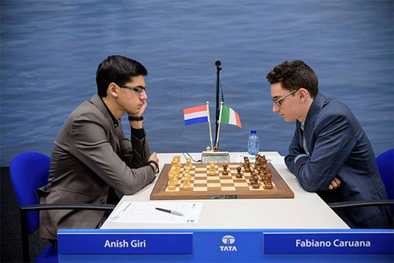 Giri and Caruana look like safe bets to challenge Magnus Carlsen.