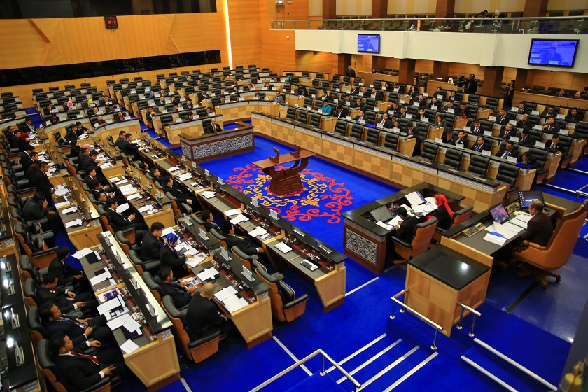 The NSC Bill was passed last Thursday in the Dewan Rakyat by a vote of 107 for and 74 against. — Picture by Saw Siow Feng