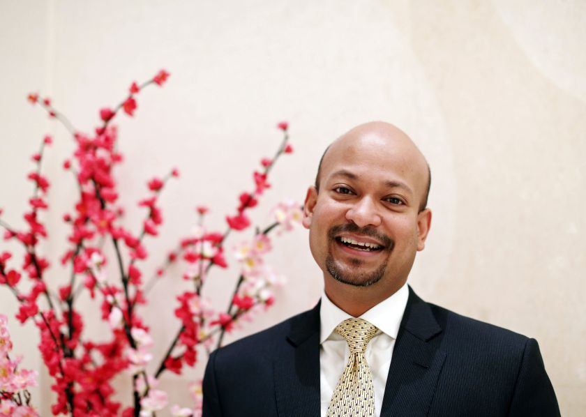 Arul Kanda, newly appointed president and group executive director of Malaysia's state investor 1Malaysia Development Bhd (1MDB) has played down issues such as the parking of 1MDB funds in the Cayman Islands. ― Reuters pic