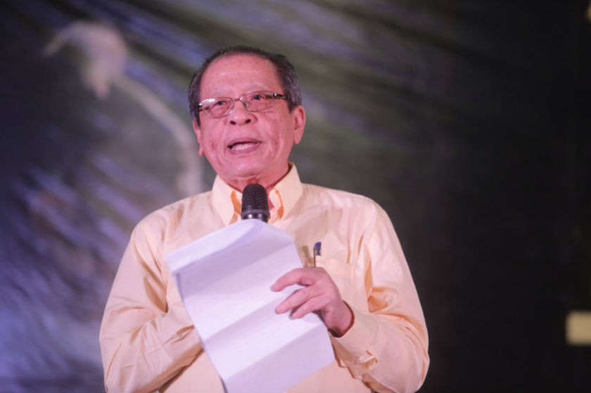 DAP leader Lim Kit Siang said the roadshow to explain the 1MDB scandal and the Goods and Services Tax will likely fail like the recently cancelled 'Nothing to Hide' forum. — Picture by Choo Choy May