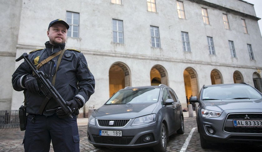 Denmark has been under a partial lockdown since late December.  — Reuters pic