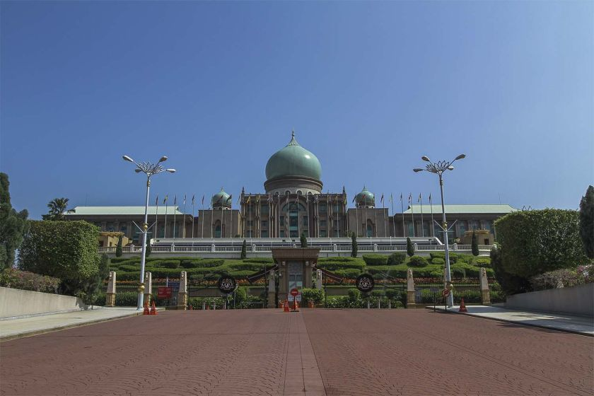 Putrajaya was the brainchild of Tun Dr Mahathir Mohamad during his previous stint as the prime minister. ― Picture by Yusof Mat Isa
