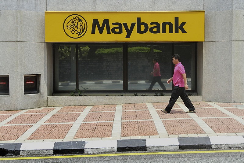 Maybank expects its mobile banking transactions to exceed RM40 billion this year compared with RM25 billion last year. — Picture by Yusof Mat Isa