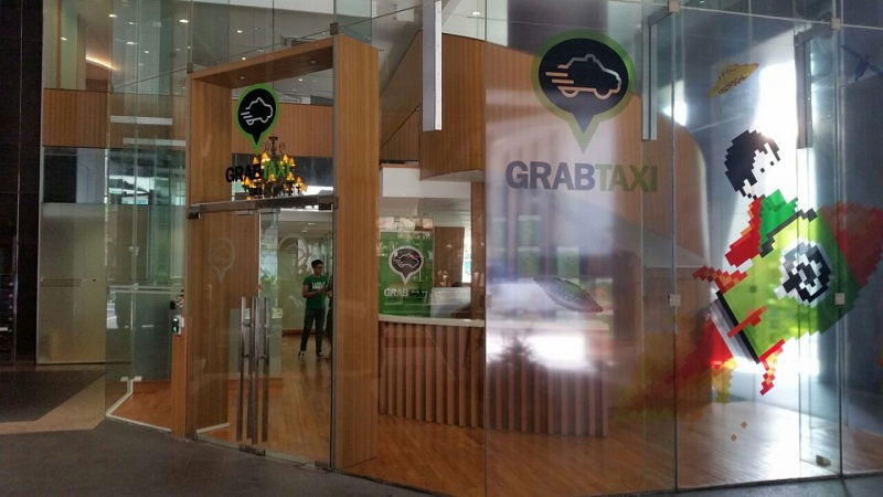 GrabTaxi's total funding to date is US$700 million. — TODAY pic