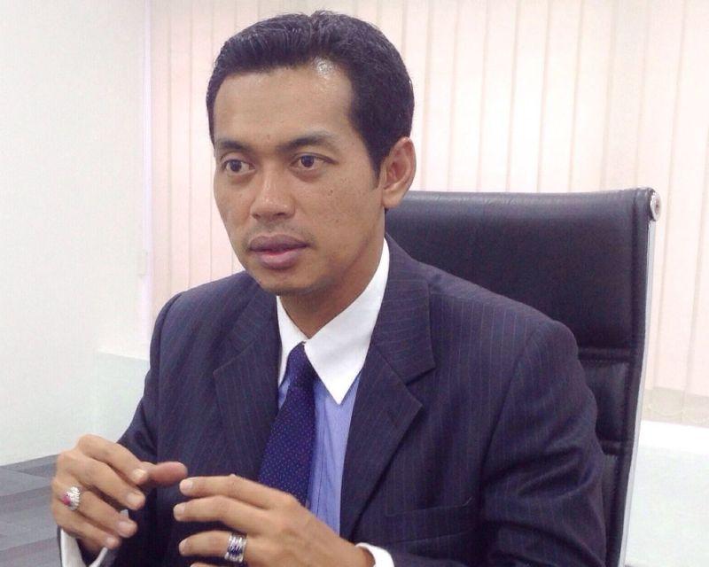 Umno Youth's Economy and Entrepreneurial Development (BEPU) chairman, Azlan Abdullah -- Picture courtesy of Azlan Abdullah