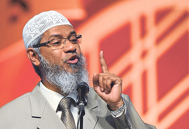 "UniMAP调查发现,有关""民族关系""试题里,将查基尔纳益标榜为伊斯兰世界楷模的事件,不具争议。-档案照-"
