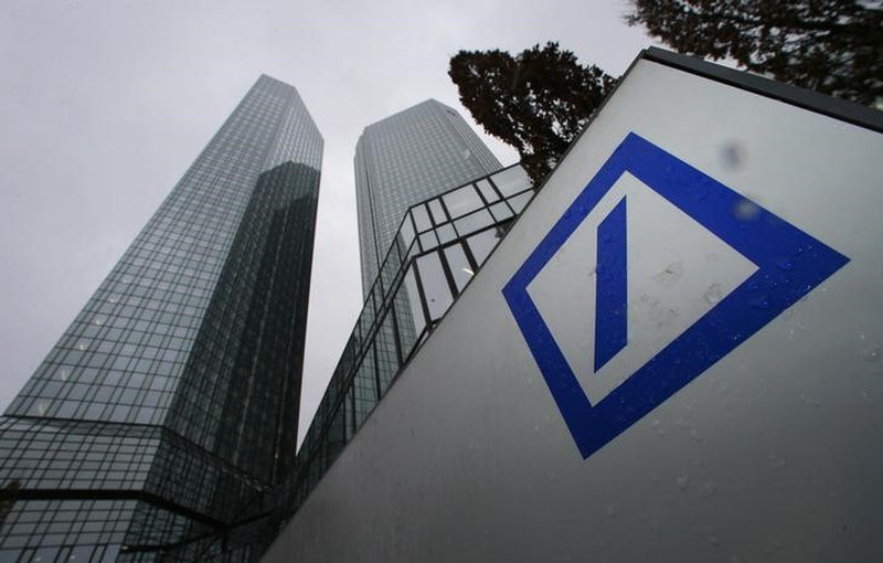 Deutsche Bank has been trying to restore profitability after five years of losses, including by exiting some businesses and reducing its workforce by 18,000. — Reuters pic