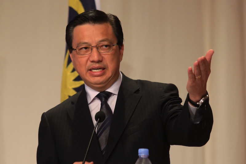 Liow said his ministry was waiting for a full report from its consultant appointed to carry out the study and a decision would only be made after that. — Picture by Saw Siow Feng