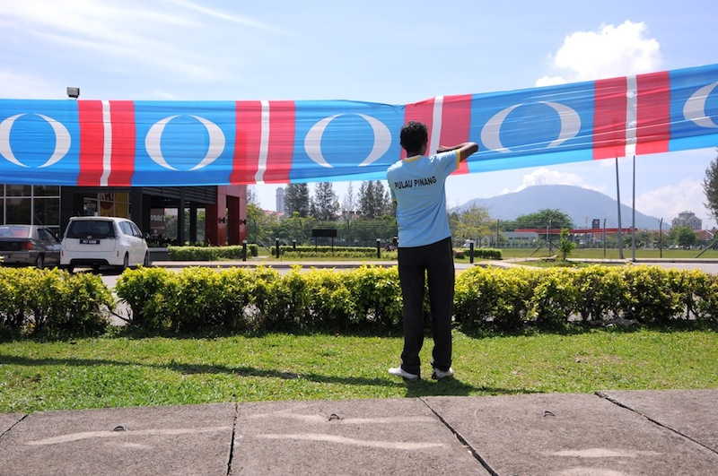 Sabah PKR's internal crisis continues when a senior division leader today claimed that 3,125 members from the Pitas branch have quit the party. — Picture by KE Ooi