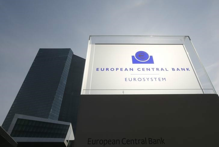 Investors are awaiting the European Central Bank's meeting tomorrow at which it is expected to cut interest rates and unveil more bond buying, though policymakers' comments have recently raised doubts about the extent of stimulus that could be delivered. — Reuters pic