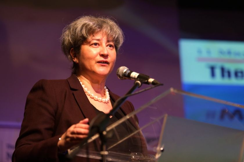 British High Commissioner to Malaysia Vicki Treadell said the move would also help Malaysia become an education destination in the region. — Picture by Choo Choy May
