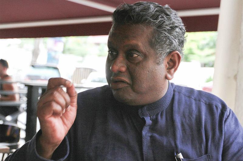 Knight Frank Malaysia managing director Sarkunan Subramaniam.