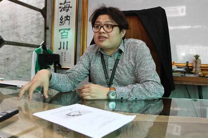 Chris Tan, property lawyer with Chur Associates.