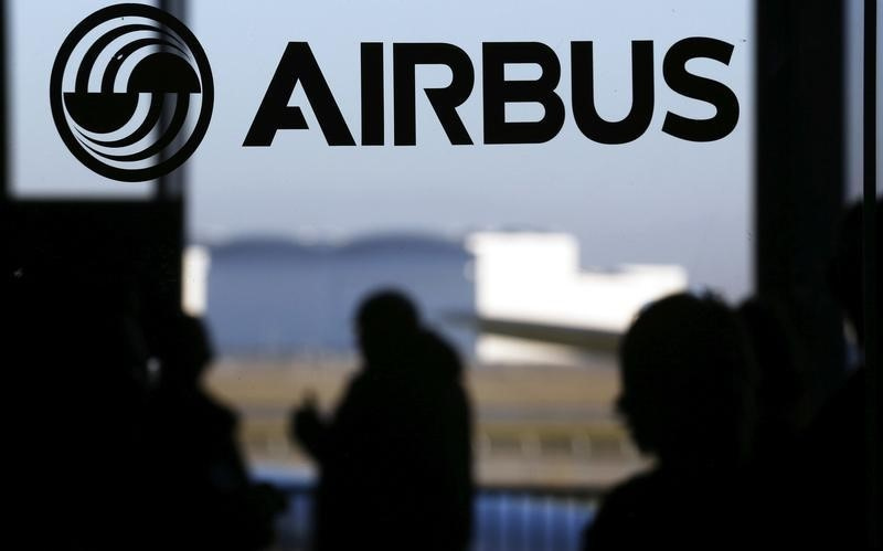 Airbus  scaled back production at its factories by 40 per cent last spring, and Faury said in October that no uptick was expected before the third quarter of 2021. — Reuters pic