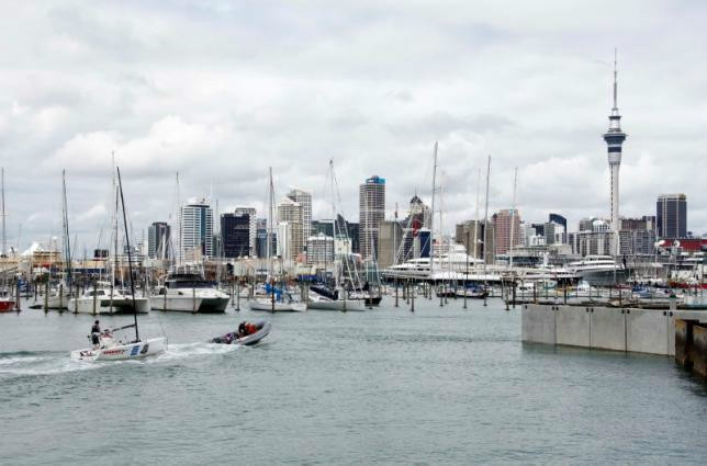 Auckland tops the rankings of the world's most liveable cities. — Reuters pic