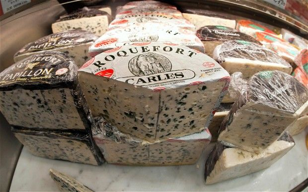 Roquefort? Not if it's produced outside the French geographical indication. — Reuters file pic