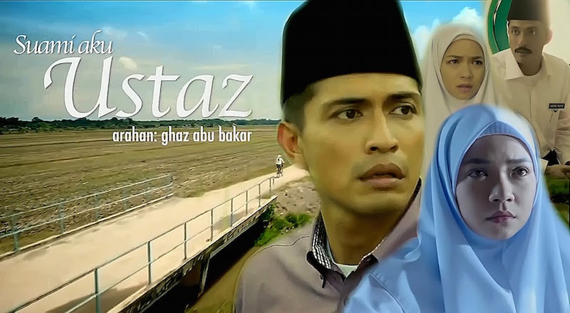 The movie 'Suami Aku Ustaz' is adapted from a Malay-language novel of the same name and produced by Karyaseni Production Sdn Bhd. — Picture from YouTube