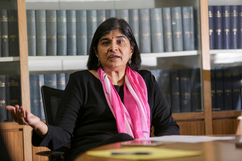 Datuk S. Ambiga said she was especially surprised that BN MPs from Sabah and Sarawak did not voice any concerns regarding the Bill. — Picture by Choo Choy May