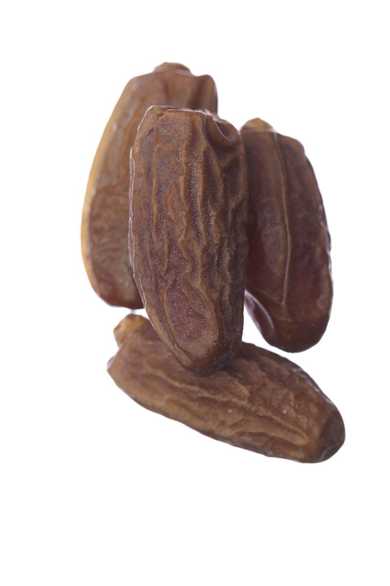 The deglet noor dates.