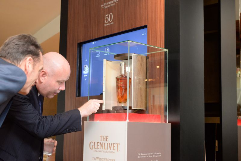 The winning bidders will also be enjoying a personalised trip for two to Scotland which includes a tour of The Glenlivet distillery, courtesy of Pernod Ricard Malaysia.