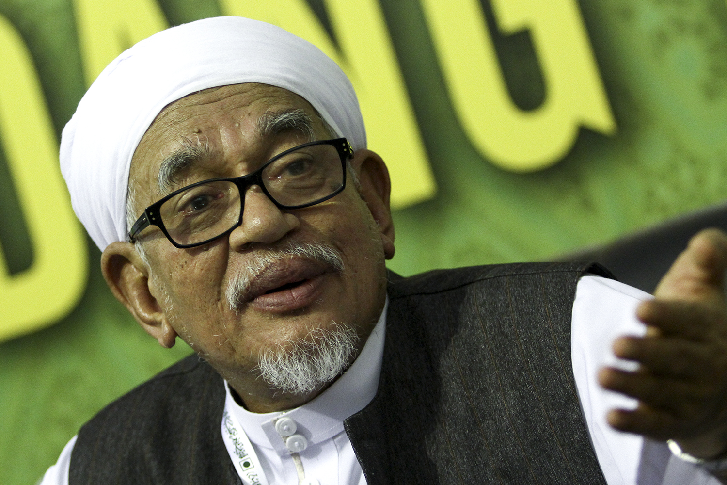 On Monday, the High Court here struck out the lawsuit filed by the four who had wanted to block PAS president Datuk Seri Abdul Hadi Awang from tabling any Private Member's Bill on hudud. — Picture by Yusof Mat Isa